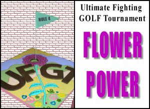 Ultiimate Fighting GOLF Tournament hole 4